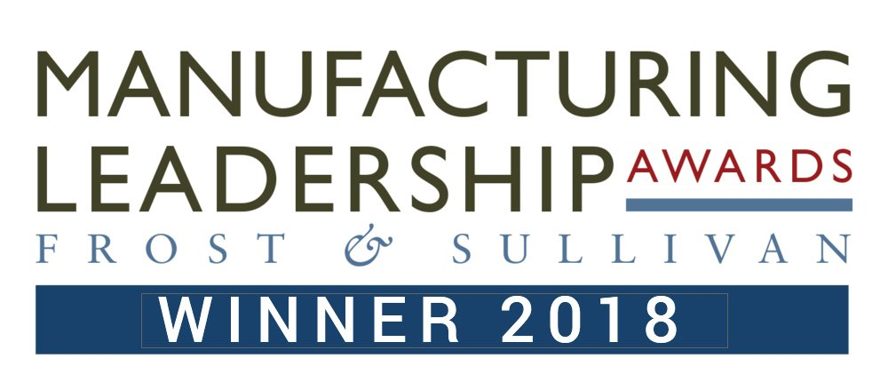 Manufacutring Leadership Award 2018